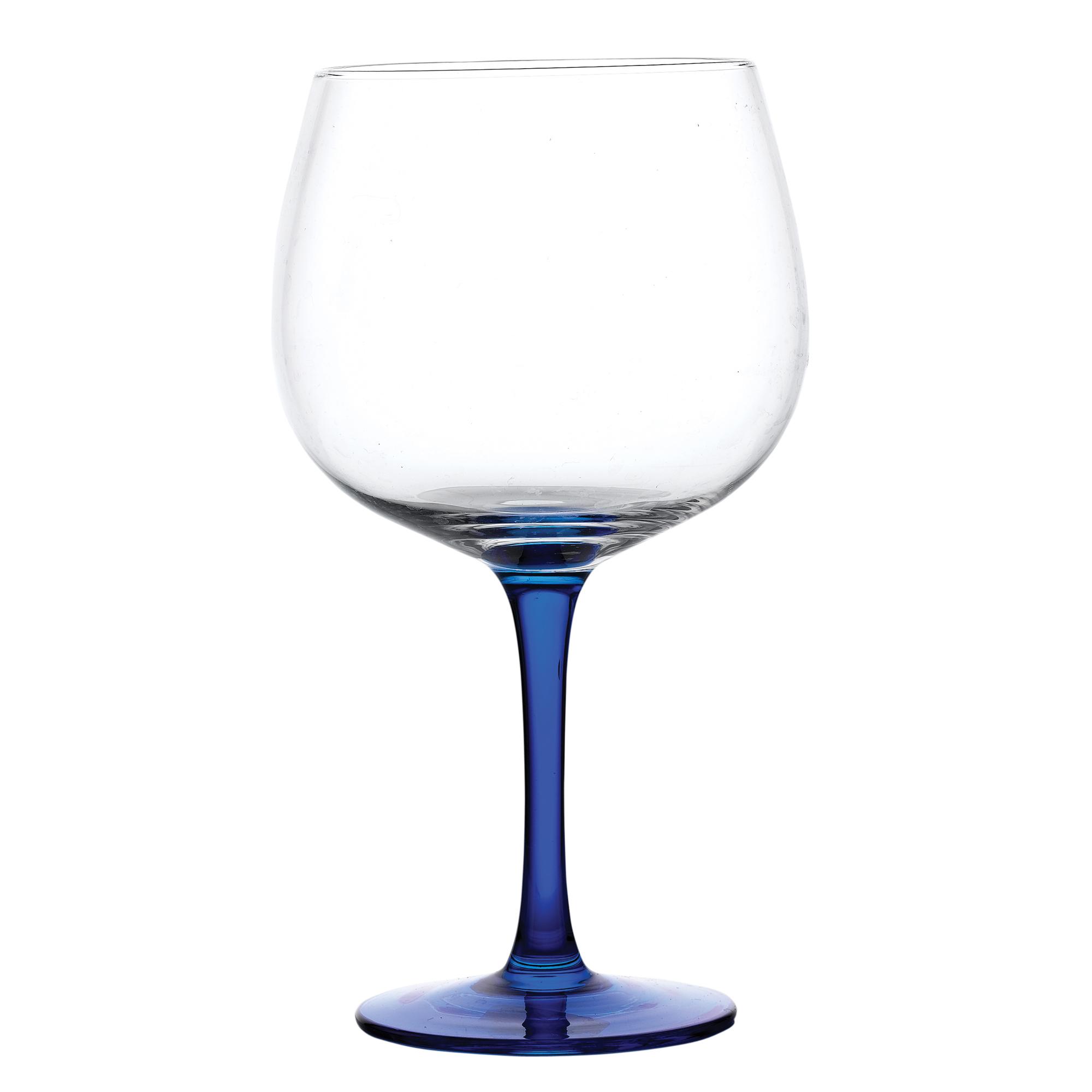 Drinkstuff Blue Glass