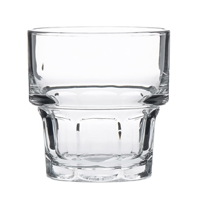 Gibraltar Stacking Rocks Glasses 9oz / 266ml