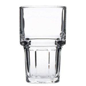 Gibraltar Stacking Beverage Glasses 12oz / 355ml