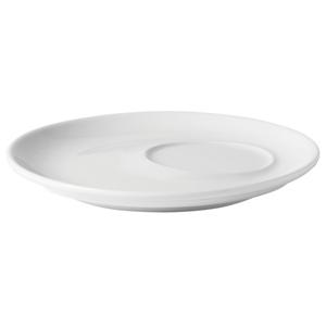 Utopia Titan Off Set Saucer 6.75inch / 17cm