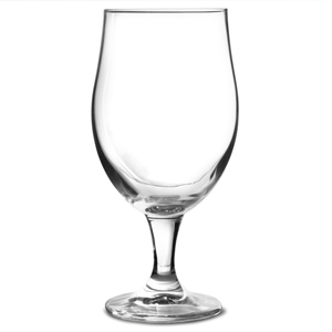 Munique Stemmed Beer Glasses LCE at 20oz and 2/3rd Pint