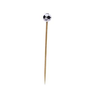 Bamboo Football Sport Picks 11.5cm