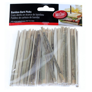 Bamboo Bark Picks 11.5cm