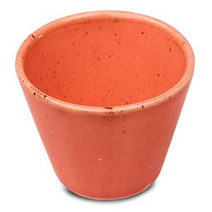 Seasons Coral Conic Bowl 1.75oz / 50ml