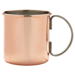 Straight Copper Mug 16.9oz / 480ml