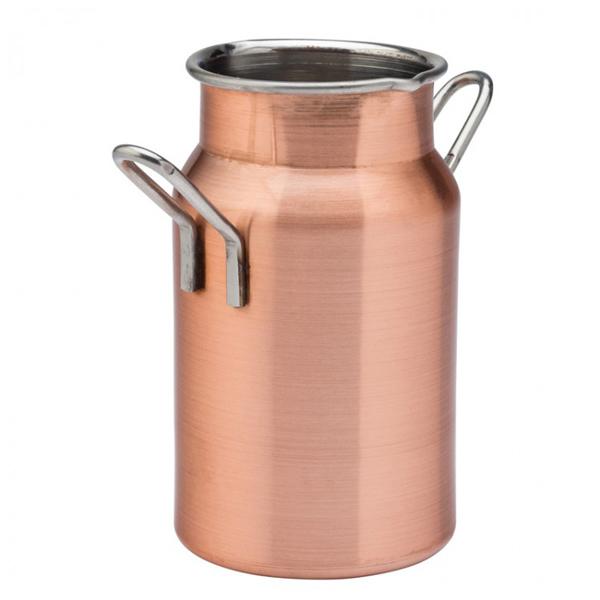 Copper Milk Churn At Drinkstuff
