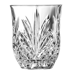 Broadway Crystal Cut Shot Glasses 1.75oz / 50ml