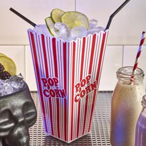 Popcorn Cocktail Cup 35oz / 1ltr