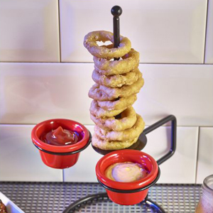 Onion Ring Stand