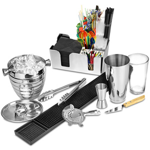 Professional Home Bar Cocktail Set
