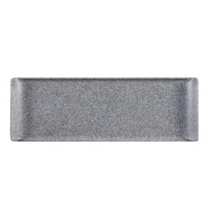 Churchill Granite Melamine Rectangular Buffet Tray 22inch / 56cm