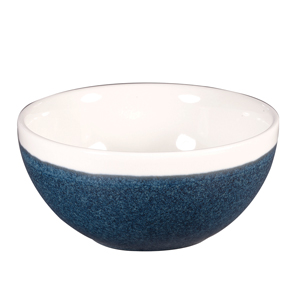 Churchill Monochrome Sapphire Blue Bowls 5inch / 13cm