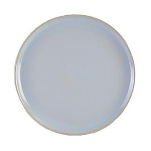 Terra Stoneware Rustic White Pizza Plates 13.25inch / 33.5cm