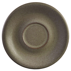 Terra Stoneware Antigo Saucers 6inch / 15cm