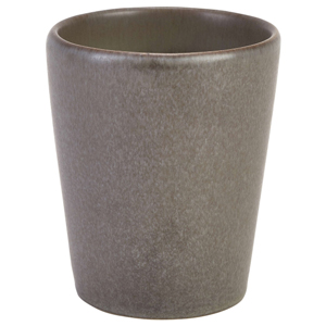 Terra Stoneware Antigo Conical Cups 11.25oz / 320ml