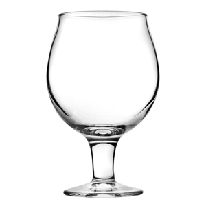 Toughened Draft Beer Glass 13.75oz / 390ml