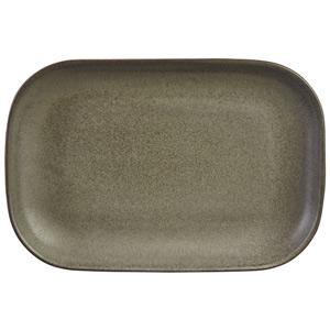 Terra Stoneware Antigo Rectangular Plate 13.5inch / 34.5cm
