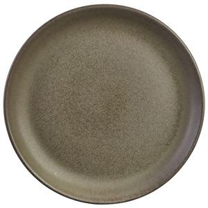 Terra Stoneware Antigo Coupe Plate 10.8inch / 27.5cm