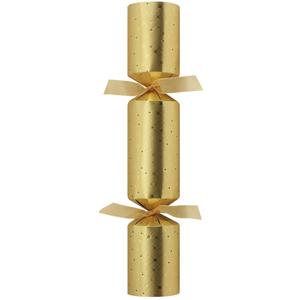 Duni 12.5inch Moonlight Gold Crackers