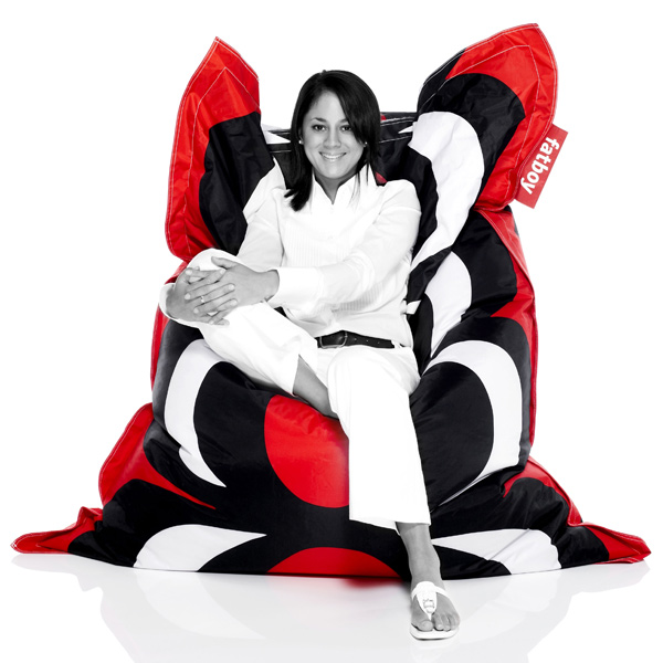 fatboy marimekko bean bag drinkstuff. Black Bedroom Furniture Sets. Home Design Ideas