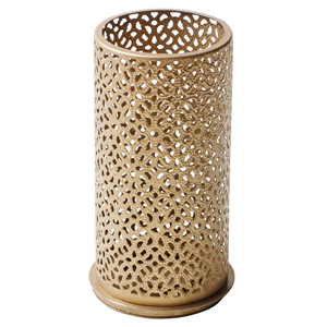 Duni Bliss Candle Holder Gold