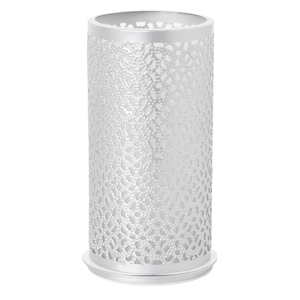 Duni Bliss Candle Holder Silver