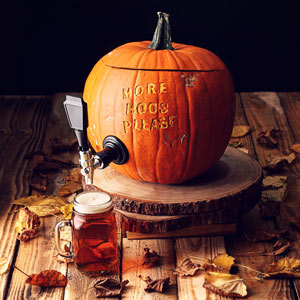Pumpkin & Watermelon Keg Tap Kit