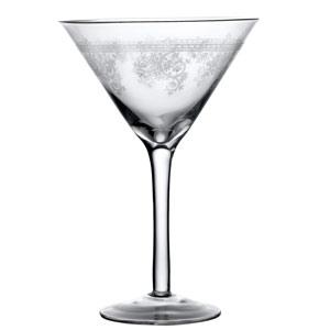 Fleur Martini Glasses 10oz / 290ml