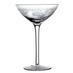 Fleur Champagne Coupe Glasses 9oz /270ml