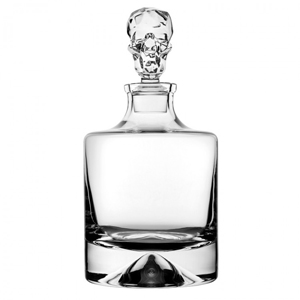 Nude Shade Whisky Decanter 44oz / 1.25ltr