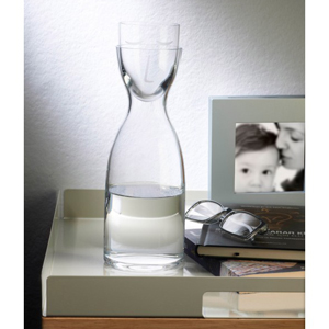 Nude Mr & Mrs Clear Carafe 24.5oz / 700ml
