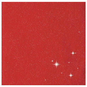 Dunilin Brilliance Napkins Red 40 X 40cm