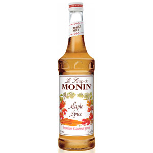 Monin Maple Spice Syrup 70cl