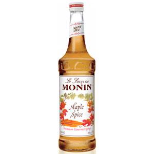 Monin Maple Spice Syrup 70cl