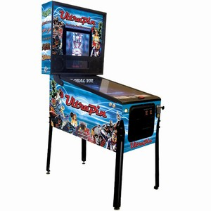 Ultrapin Pinball Machine