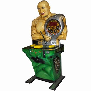 Strong Man Arm Wrestling Simulator