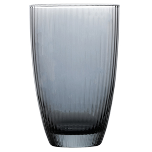 Decco Smoke Luster Hiball Tumblers 12oz / 350ml
