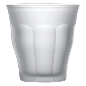 Picardie Smooth Frost Tumblers 8.75oz / 250ml