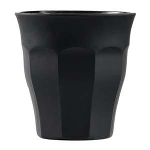 Picardie Soft Touch Shot Glasses Black 3oz / 90ml