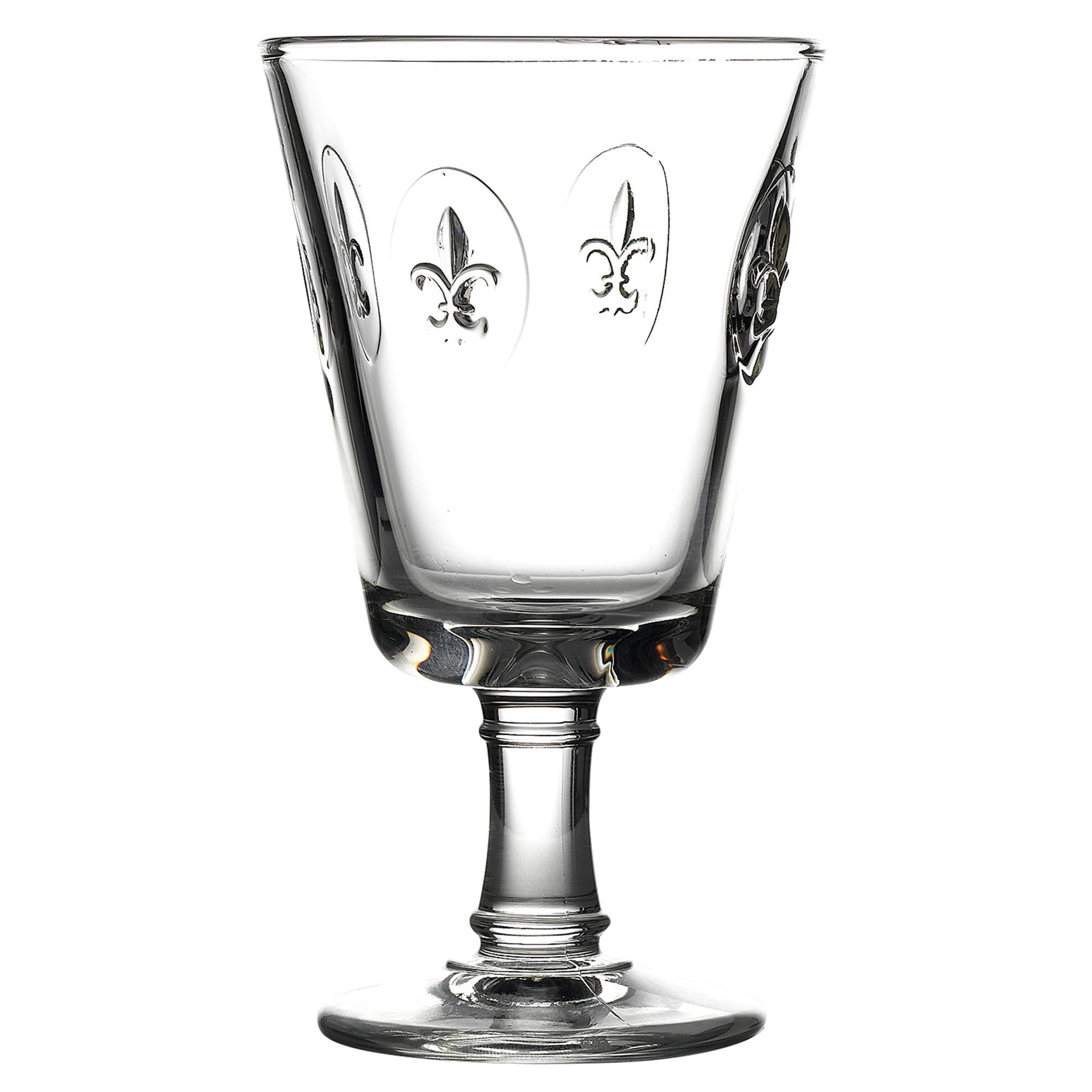 Fleur De Lys Irish Coffee Glasses 85oz 240ml Case Of 6