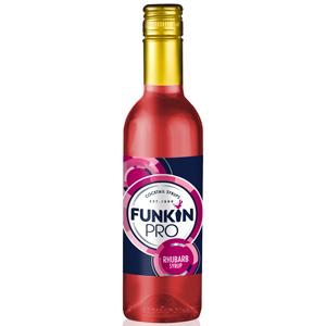 Funkin Rhubarb Syrup 36cl