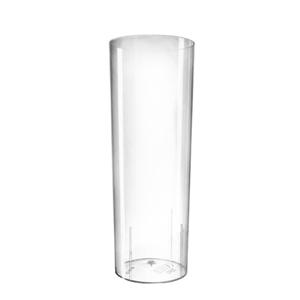 Premium Crystal Polystyrene Highball Tumblers 10.5oz / 300ml