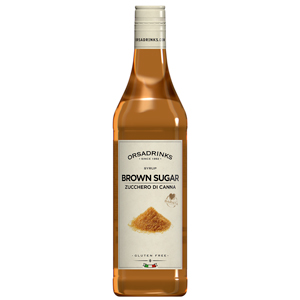 ODK Brown Sugar Syrup 750ml