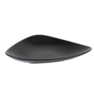 Vendome Black Dessert Plates 9.5inch / 24cm
