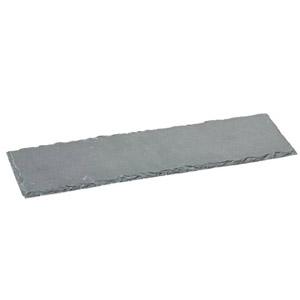 Utopia Rectangular Slate Platter 36 x 11.5cm