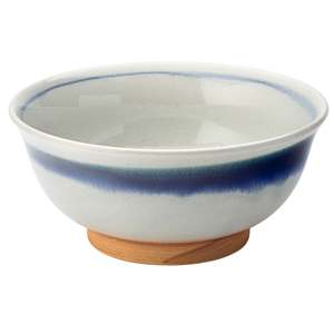 Horizon Footed Bowls 7inch / 18.5cm
