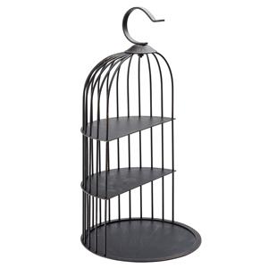 Utopia Vintage Birdcage Presentation Stand