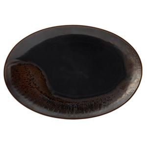 Utopia Etna Oval Plate 11.8inch / 30cm