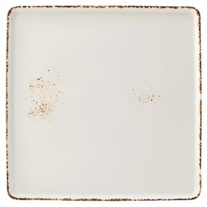 Utopia Umbra Square Plates 10inch / 25cm
