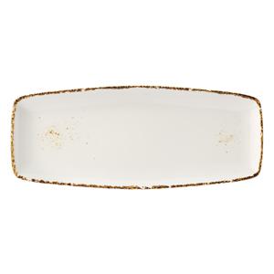 Utopia Umbra Oblong Plate 14.5inch / 37cm